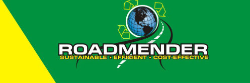 Roadmender - Sustainable, Efficient, Cost-effective presents Minichip Stone Chip Spreader